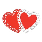 """Beistle 15"""" Heart Silhouettes, 8/Pack"""