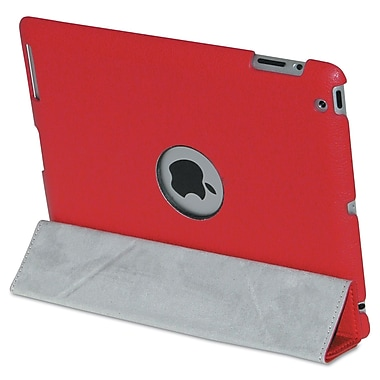 Buxton iPad 3 Origami Case Ipad  Red