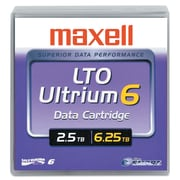 Maxell LTO Ultrium 6 229558 Data Cartridge 2.5 TB