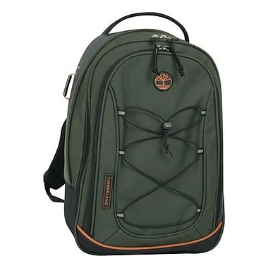 Timberland Claremont 17'' Backpack; Olive/Orange