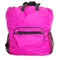 Netpack U-zip Backpack and Tote Bag; Pink (PIN)