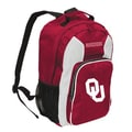 Concept One NCAA Southpaw Backpack; Oklahoma