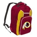 Concept One NFL Southpaw Backpack; Washington Redskins