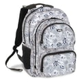 J World Astro Multi Pocket Laptop Backpack; Blinker White