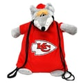 Forever Collectibles NFL Backpack Pal; Kansas City Chiefs