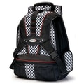Mobile Edge 17.3'' Premium Backpack TrackPak in Black and White
