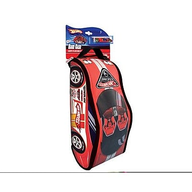 ZipBin Hot Wheels Racer Backpack with Car