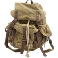 Vagabond Traveler Backpack; Khaki
