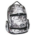 Ecko 422 Laptop Backpack; Graffiti Print
