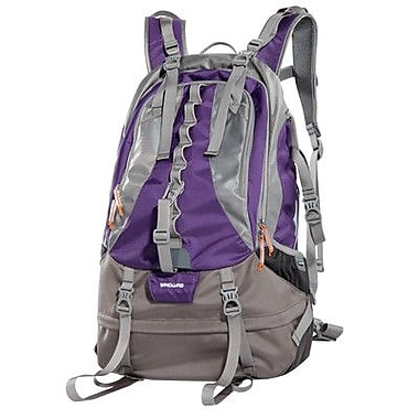 Vanguard USA Kinray  53PR 13.75'' Kinray Backpack in Purple