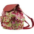 Hadaki Hadaki Nylon Market Backpack; Jazz Ruby