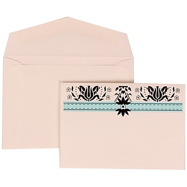 JAM Paper® Wedding Envelope Blue