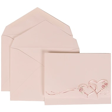 JAM Paper® Wedding Envelope White Card