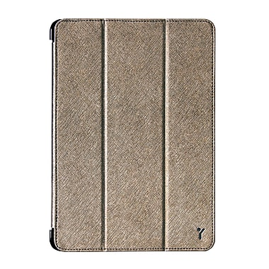 The Joy Factory CSA203 SmartSuit Synthetic Leather Folio Case for Apple iPad Air, Bronze