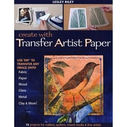 Create With Transfer Artist Paper