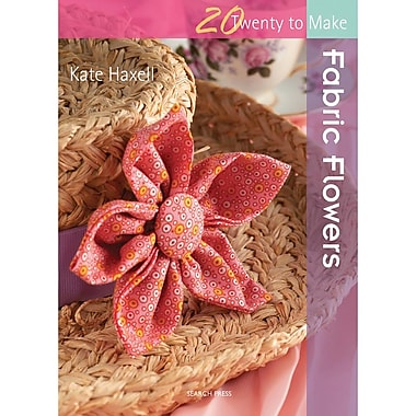 Fabric Flowers (20 To Make)