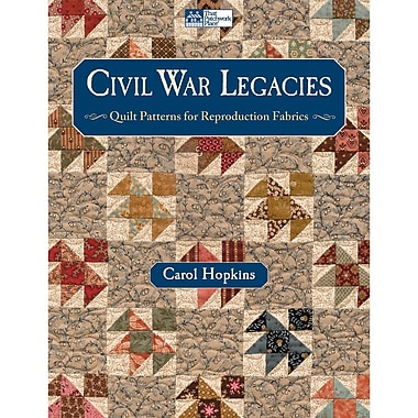 That Patchwork Place, Civil War Legacies