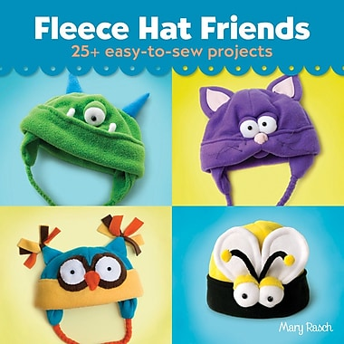 Lark Books, Fleece Hat Friends