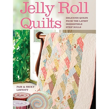 David & Charles Books, Jelly Roll Quilts
