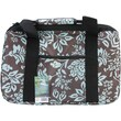 JanetBasket Blue Floral Eco Bag, 18in.X10in.X12in.