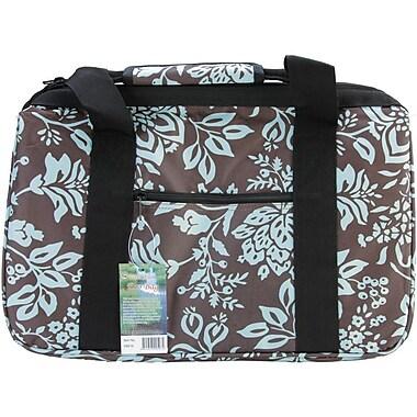 JanetBasket Blue Floral Eco Bag, 18