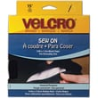 VELCRO(R) brand Sew-On Tape 1-1/2in.X15', Black