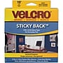 Velcro(r) Brand Sticky Back(r) Tape 3/4x15', Navy