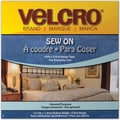 VELCRO(R) brand Sew-On Tape 3/4in.X45', Beige