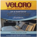 VELCRO(R) brand Soft & Flexible Sew-On Tape 5/8X30', Black