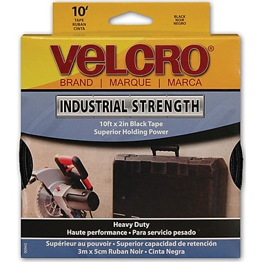 VELCRO(R) brand Industrial Strength Tape 2in.X10'