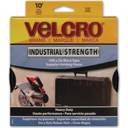 VELCRO(R) brand Industrial Strength Tape 2X10', Black