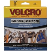 VELCRO(R) brand Industrial Strength Tape 2X10', White