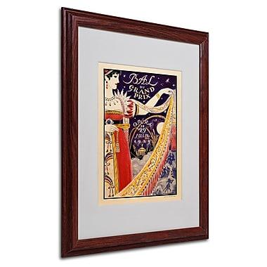 Trademark Fine Art 'Bal du Grand Prix'