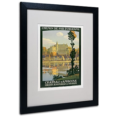 Trademark Fine Art 'Chateau D'Amboise' 16