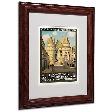 Trademark Fine Art 'Les Chateaux de la Langeais' 11