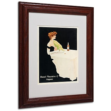 Trademark Fine Art 'Raoul Maurain and Co Cognac' 11