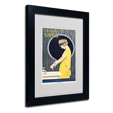 Trademark Fine Art 'Savon S H Y B' 11
