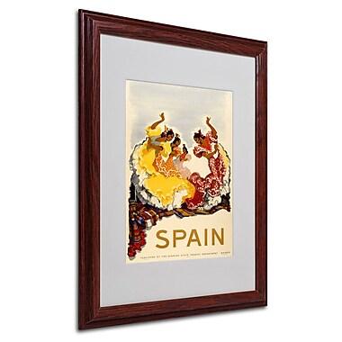 Trademark Fine Art 'Spain - Women Dancing'