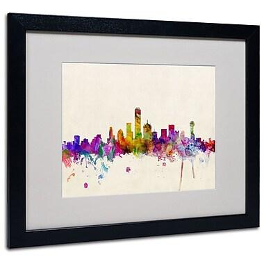 Trademark Fine Art 'Dallas, Texas' 16