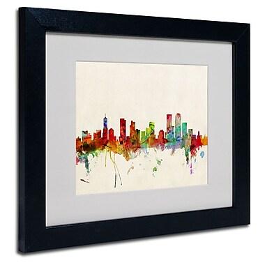 Trademark Fine Art 'Denver, Colorado' 11
