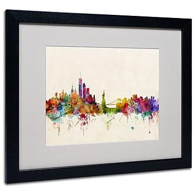 Trademark Fine Art 'New York, New York' 16