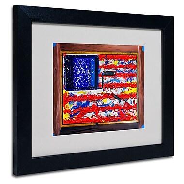 Trademark Fine Art 'American Paint' 11