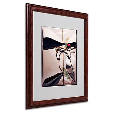 Trademark Fine Art 'White Wrap W Twine'