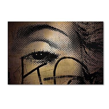 Trademark Fine Art 'Madonna Eye Pop ' 16
