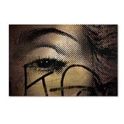 "Trademark Fine Art 'Madonna Eye Pop ' 30"" x 47"" Canvas Art"