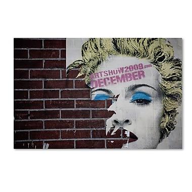 Trademark Fine Art 'Madonna Pop' 30