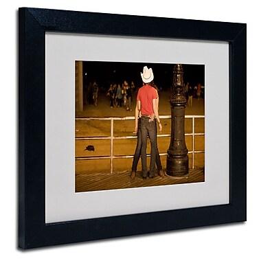 Trademark Fine Art 'Brooklyn Cowboy' 11
