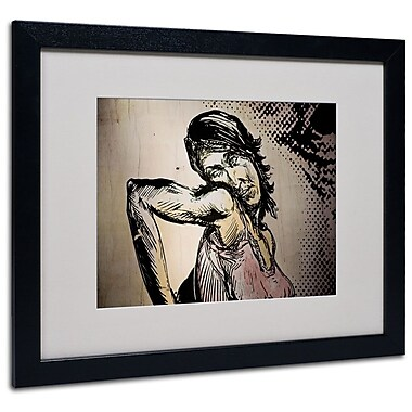 Trademark Fine Art 'Elbow Up Pop' 16
