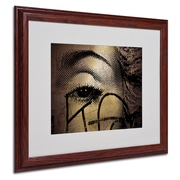 Trademark Fine Art 'Madonna Eye Pop'