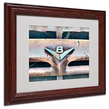 Trademark Fine Art 'V8' 11